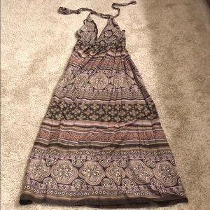 Gap Long Summer Dress